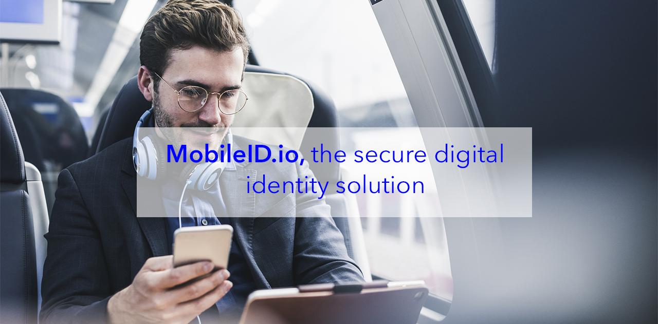 Mobileid digital identity
