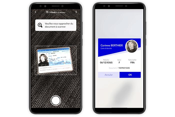 identity document capture